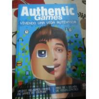 Livro Authentic Games -  - Não informada