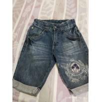 Bermuda jeans - 5 anos - Não informada
