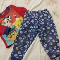 Pijama da Patrulha Canina - 2 anos - Riachuelo