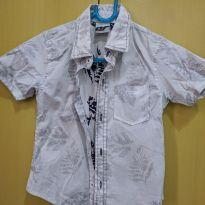Camisa Fashion - 4 anos - Passagem secreta
