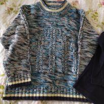 Camiseta e blusa de frio - 3 anos - Não informada