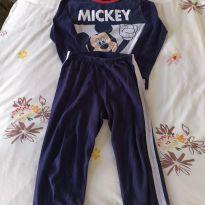 Pijama Mickey - 4 anos - Disney