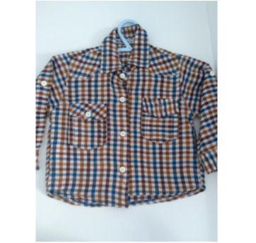 Camisa Social Chicletaria - 3 a 6 meses - Chicletaria