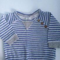 Blusa Meia estação Baby Zara - 3 a 6 meses - Zara Baby