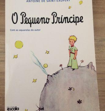 Livro Pequeno Principe - Sem faixa etaria - Boon