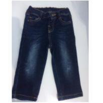 Calça Jeans tecido confortavel Novissima Puc - 6 a 9 meses - PUC