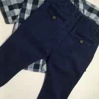 Calça Zara Baby e Camisa Importada