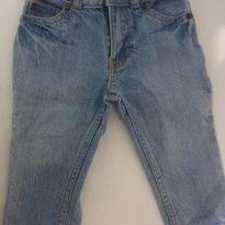Calça Jeans Carters Original - 9 a 12 meses - Carter`s