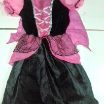Vestido bruxinha - 2 anos - Fantasias  Sulamericana