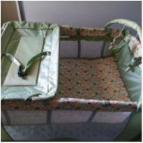 Berço desmontável Baby style + colchão -  - Baby Style