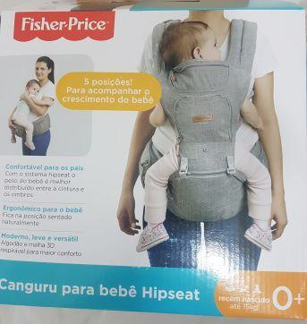 Canguru Fisher Price NOVO - Sem faixa etaria - Fisher Price