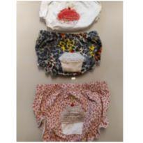 Tapa fraldas de cupcake - 9 a 12 meses - Zig Zig Zaa