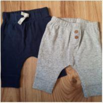 Kit 2 calças Carters