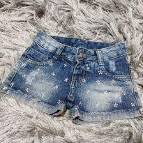 Shortinho Jeans - 2 anos - Parizi