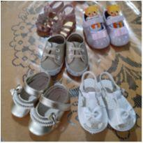 Lote de sapatinhos pimpolho , número 04 - 04 - Pimpolho