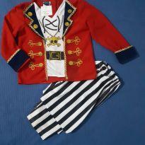 Fantasia Pirata - 8 anos - Figurinha