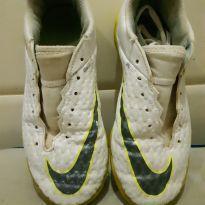 Chuteira Nike Branca - 32 - Nike