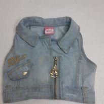 Colete Jeans claro Lilica - 2 anos - Lilica Ripilica