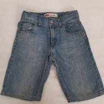 Bermuda jeans Levi`s - 6 anos - Levi`s