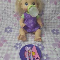 Boneca Baby Alive Cabelos Estilosos - Hasbro -  - Hasbro