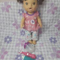 Boneca Baby Alive Bons Sonhos Morena - Hasbro -  - Hasbro