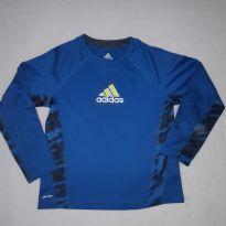 Camisa manga longa azul climalite ADIDAS - 4 anos - Adidas