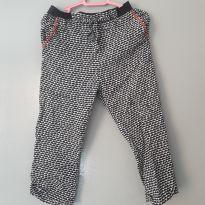 Calça fashion - 18 a 24 meses - Fábula