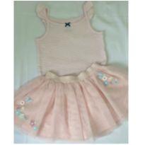 Conjunto Bebê Menina - Carter`s - 9 meses - Carter`s