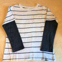 Camiseta sobreposta - 4 anos - Baby Gap