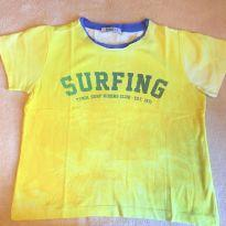 Camiseta surf - 3 anos - Tyrol