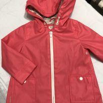 Blusa Capa de Chuva Zara - 2 anos - Zara Baby