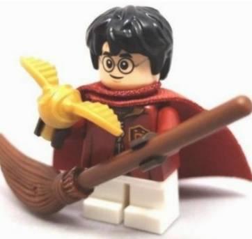 Lego Harry Potter Quadribol - Sem faixa etaria - Não informada