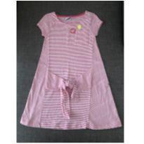 Vestido Malha - 4 anos - Fakini