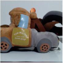 Pelúcia do Tow Mater coleção Carros Disney -  - Disney