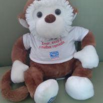 Macaco Mico Leão da coleção Animais Brasileiros da Farmácias Paque Menos -  - Não informada