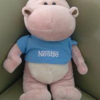 Hipopótamo da coleção Filhotes da Nestle -  - Nestlé