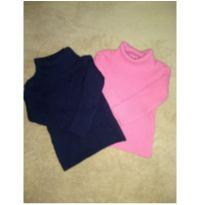 Kit 2 blusas cacharrel - 2 anos - Póim