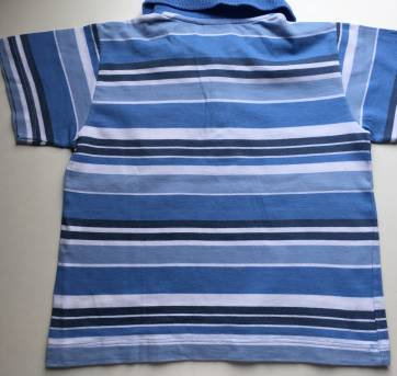 Camisa Polo Tilly baby T4 - 2 anos - Tilly Baby