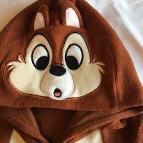 Macacão Fantasia esquilo Disney Importado - 6 a 9 meses - Disney