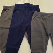 Combo de calças da Carter`s - 3 meses - Carter`s