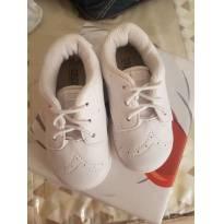 Sapato batizado Branco - 18 - Klin