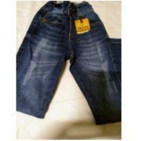 Calça jeans nova - 4 anos - Telly´s