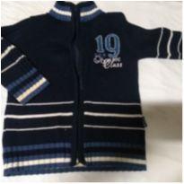 Suéter azul - 18 a 24 meses - Kyly