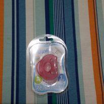 Chupeta bico rosa silicone -  - KUKA