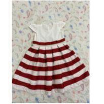 Vestido - 12 a 18 meses - Costureira