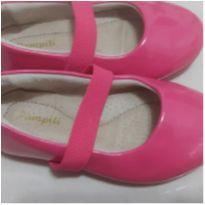 Sapatilha PAMPILI infantil rosa pink . - 21 - Pampili
