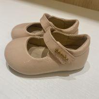 Sapato boneca rosa Gambo
