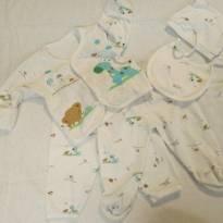 Conjunto - Saída Maternidade - 0 a 3 meses - Happy Baby