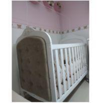 Berço mini cama infantil com capitone elô -  - Não informada