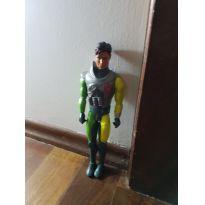 Boneco Max Steel -  - Mattel
